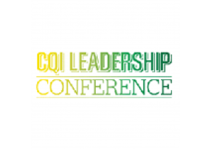 CQI Conference: Jan Gillett talks about leading transformation and change