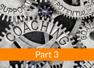 Coaching: what's the plan?