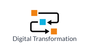 Performance Improvement through Digital Transformation Icon
