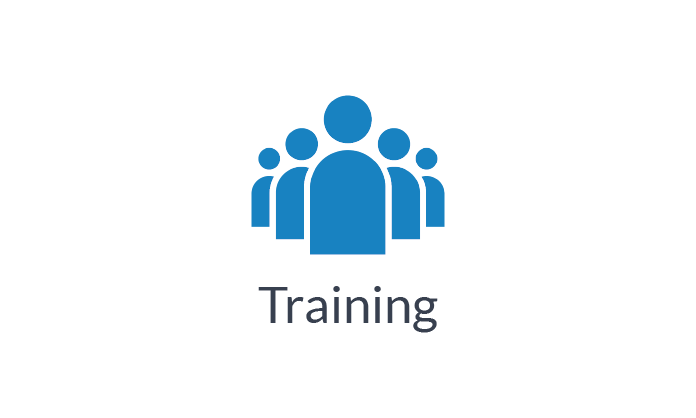 Performance Improvement through Training People Icon