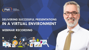 Delivering Successful Presentations in a Virtual Environment: a recording of our webinar by Dennis Crommentuijn-Marsh