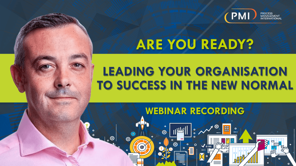 Leading Your Organisation To Success in the New Normal: a recording of our webinar