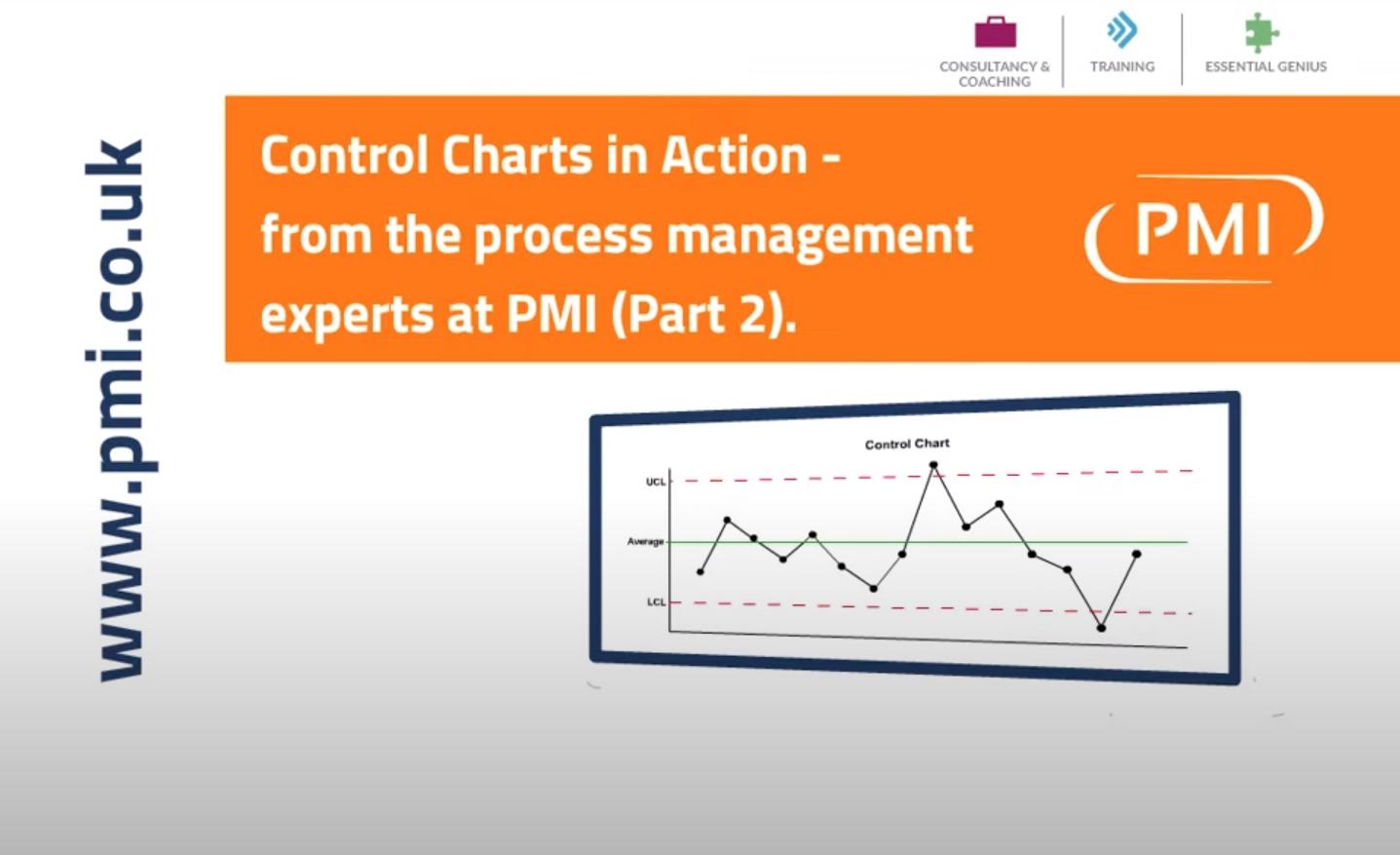 Video: Control Charts in Action Part 2 – Interpretation