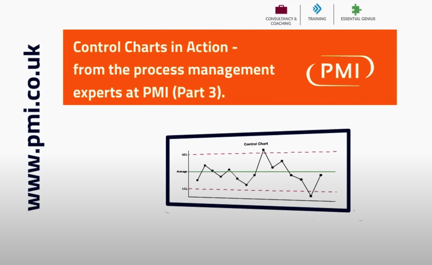 Video: Control Charts in Action Part 3 – Variation