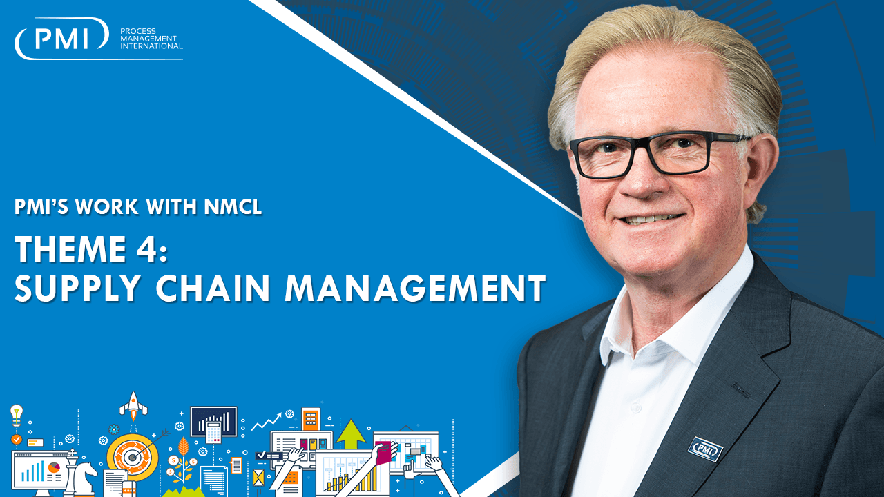 PMI's Work with NMCL – Theme 4: Supply Chain Management