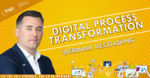 Digital Process Transformation: a recording of our webinar