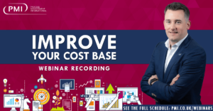 Improve Your Cost Base: a recording of our webinar