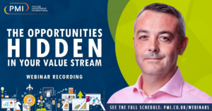The Opportunities Hidden in Your Value Stream: a recording of our webinar