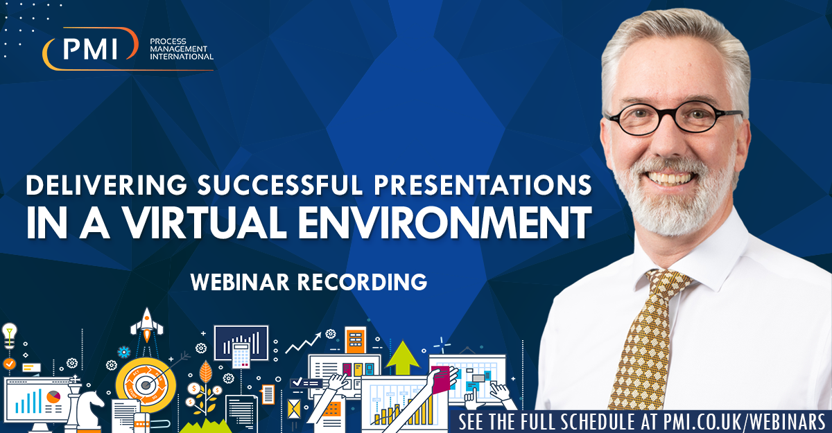 Delivering Successful Presentations in a Virtual Environment: a recording of our webinar
