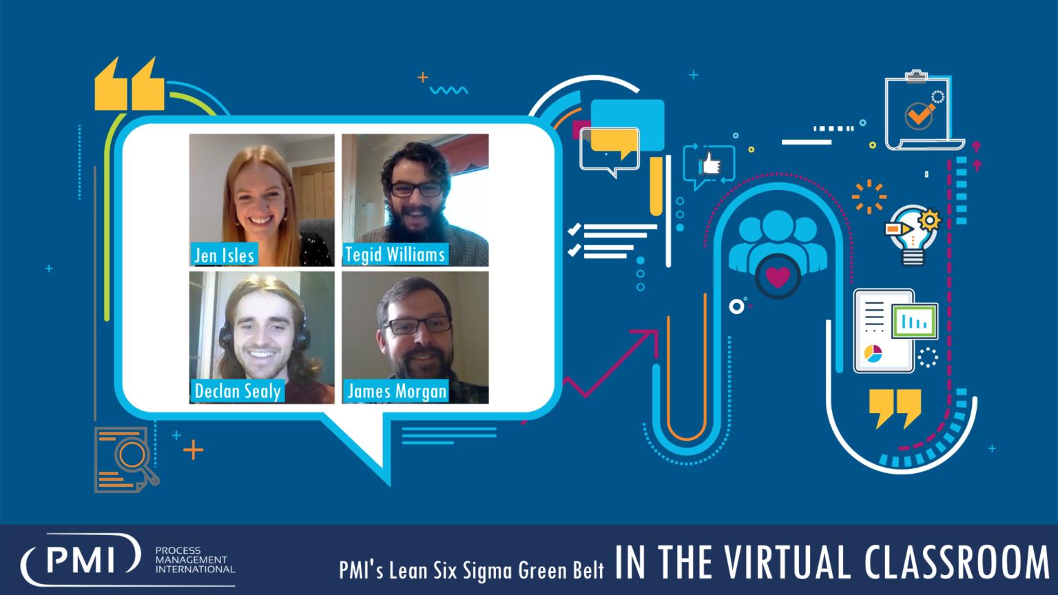 PMI's Lean Six Sigma Green Belt in the Virtual Classroom