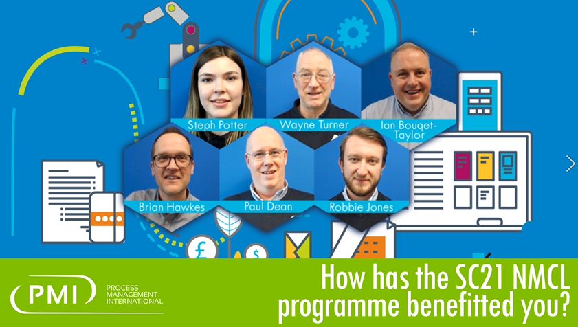 How has the SC21 NMCL programme benefitted you?