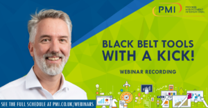 Black Belt Tools with a Kick: a recording of our webinar