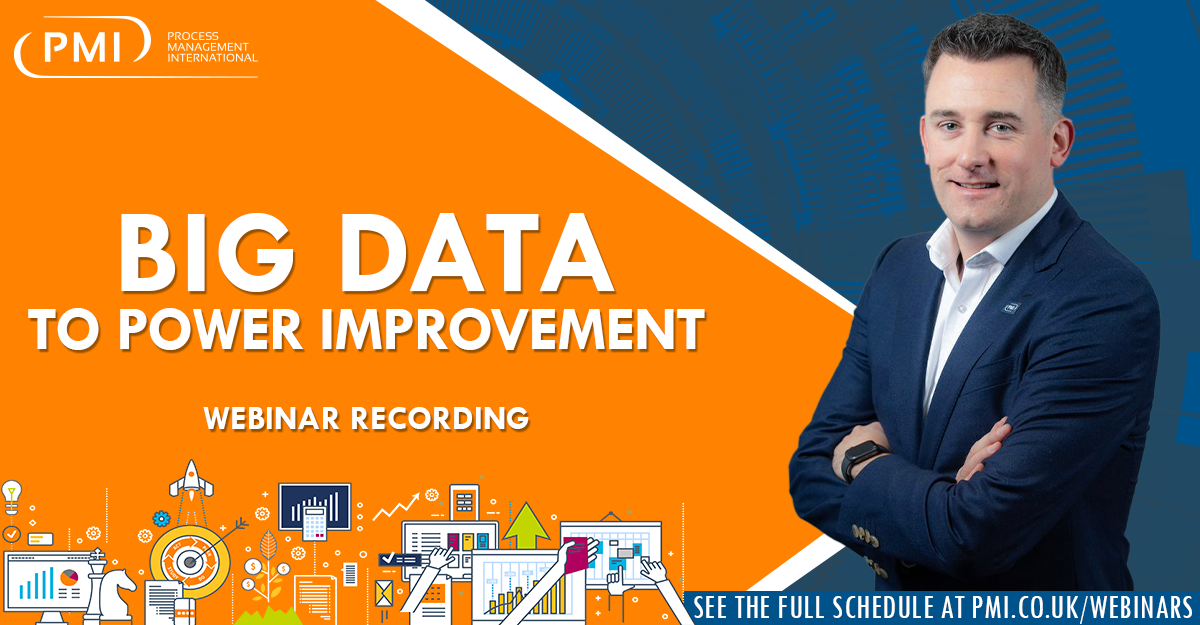 Big Data To Power Improvement: a recording of our webinar