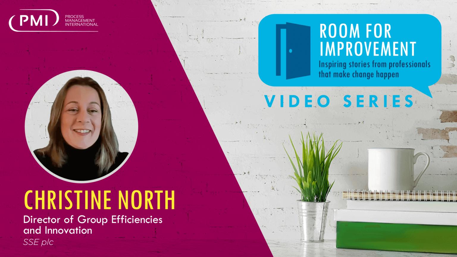 Room For Improvement – Episode #1: Christine North, SSE