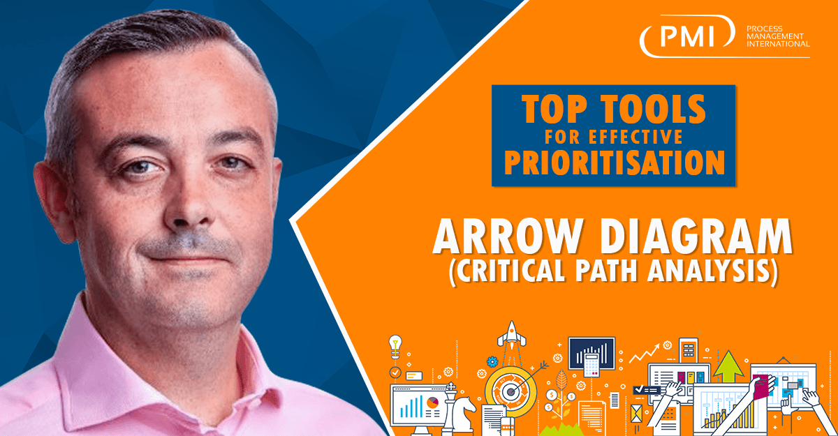 Top Tools for Effective Prioritisation:  How to Use Arrow Diagrams (Critical Path Analysis)