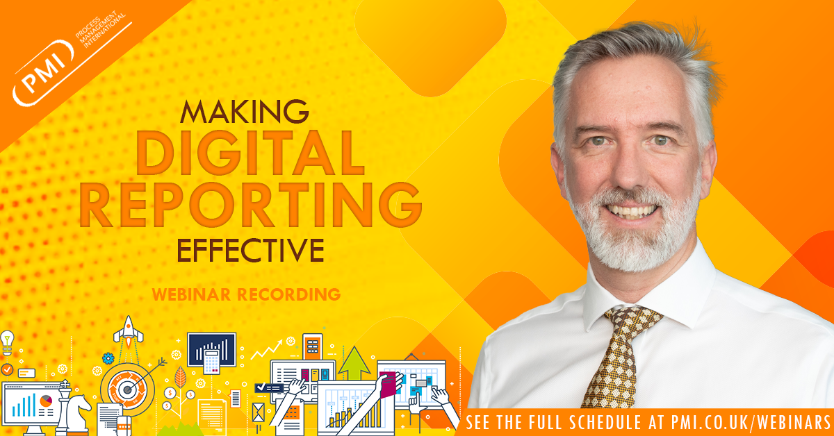 Making Digital Reporting Effective: a recording of our webinar