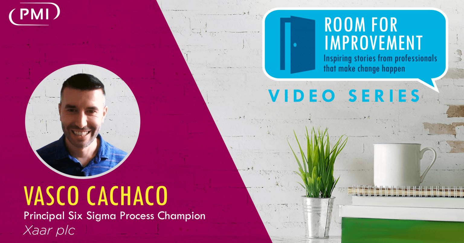 Room for Improvement – Episode #3: Vasco Cachaco, Xaar plc