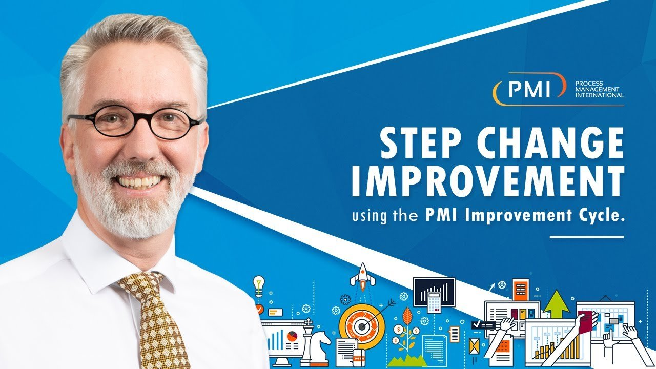 Step change improvement using the PMI Improvement Cycle