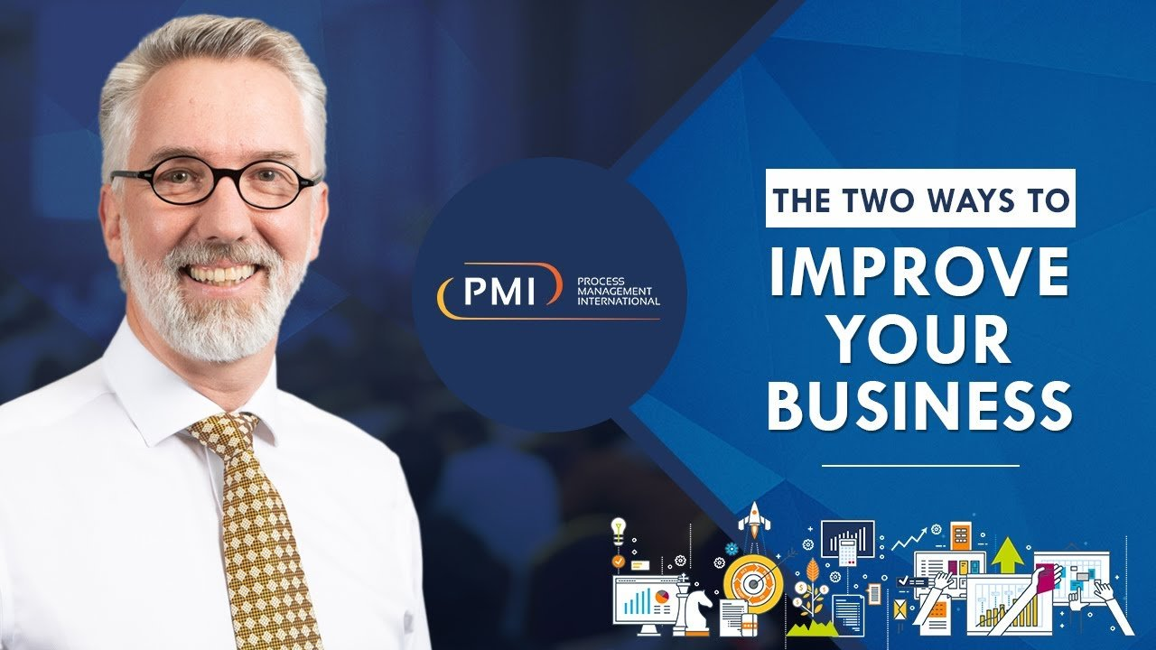 Two Ways to Improve Your Business